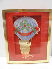 Lenox across the miles ornament in original box. Excellent condition