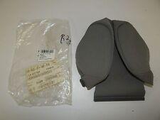 New OEM 1999-2007 Volkswagen Golf Rear Seat Head Rest Cover Headrest Gray Cloth