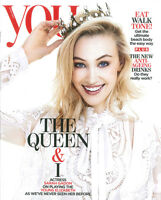 You Mag: Sarah Gadon Playing Young Elizabeth As We've Never Seen Her Before