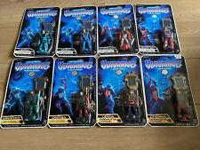 Visionaries Figures Full Set Leoric Darkstorm MOC Brand New!!
