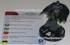 BATMAN #050 #50 World's Finest DC HeroClix Super Rare