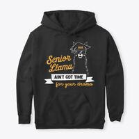 Funny Llama Class Of 2020 Senior Gildan Hoodie Sweatshirt