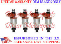 Reman Bosch 0280158197 2012 Polaris Rzr S 800 RZR800 Razor Gás injetores de combustível