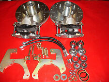 1949 1950 1951 1952 1953 1954 CHEVROLET CAR BELAIR DISC BRAKE CONVERSION D&S