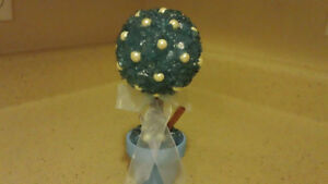 Beautiful Topiary for All Occasions - Blue