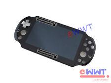 for Sony PS Vita Slim 2 PSV2 2000 Black FULL Assembly LCD Display Screen ZVLS190
