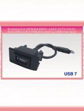 USB PORT compatibile con HONDA CIVIC CITY JAZZ BRIO ACCORD CR-V CRV non crea USB