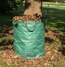 Go-GreenGardening Large Reusable Yard, Garden & Leaf Waste Bag,Collapsible 70 ga