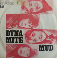 """7"""" 1973 REAL PARTY GLAM KULT ! MUD : Dyna-Mite /MINT-?"""