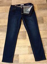 Brax Herren Jeans Hose Chuck Hi-Flex W 36 L 34 Stretch Dunkel - Blau NEU