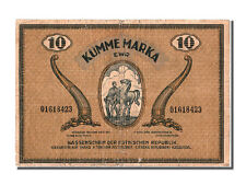 Billets, Estonie, 10 Marka type 1919-1920 #302423