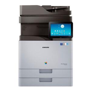 Samsung X7400LX Kopierer Color A3 Laser nur 313 Seiten #1