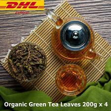 Green Tea Herbal Organic Leaves 100% Japanese Natural Japan Antioxidants