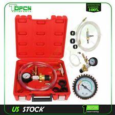 Cooling System Vacuum Radiator Kit Refill & Purge Set Universal Car Auto Tools