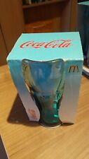 Donalds Coca-Cola Glas 2010 limited Edition  Mc donalds grun