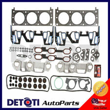 Head Gasket Set Repair For 95-99 Pontiac Chevy Buick 3.1L V6 VIN Code M Graphite