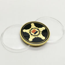 United States Secret Service Usss Seal of President Challenge Coin Collectible
