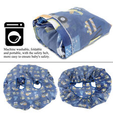 Baby Shopping Trolley Cart Seat Pad Kid Child High Chair Cover Protective Cover