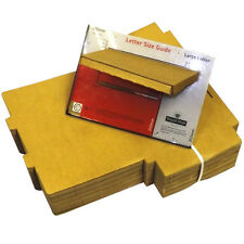 200 x C4 A4 Postal Royal Mail Large Letter Maximum Size Post Pip Cardboard Box