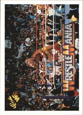 1990 Classic  History of Wrestlemania WWF #41 Hulk Hogan