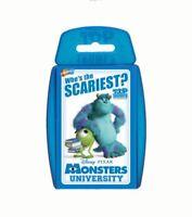 Top Trumps 20756 Disney Pixar Monsters University Family Card Game