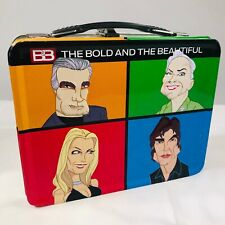 The Bold & the Beautiful Lunch Box Katherine Kelly Lang, Ronn Moss, John McCook