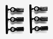 Tamiya 50596 RC 5mm Adjuster(6pcs)For M05/M06/CW01/WR02/DT02/GF01/TT01D/Hotshot