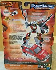 NEW SEALED Transformers Universe Hasbro Deluxe AUTOBOT RATCHET