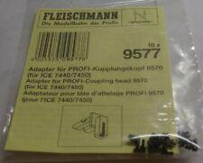 N Fleischmann Kupplungsadapter 9577 (10 Stück)