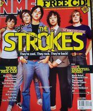 NME: Strokes, Iron Maiden, Snow Patrol, Bowie, Doors, Oasis, Beatles, Nirvana
