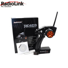 Radiolink RC4GS 2.4G 4CH Pistol Transmitter with R6FG Receiver for RC Car Boat
