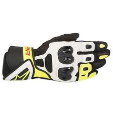 Atmungsaktive Motorrad-Handschuhe Fingerknöchel L