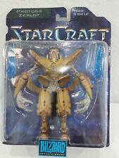 Protoss Zealot NEW MOSC Starcraft 1998 Blizzard Entertainment Action Figure