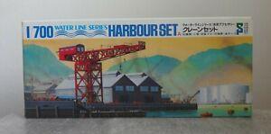 Water Line Series 1/700 Harbour Set top Zustand mit OVP