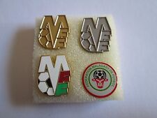 b1 lotto 4 spille MADAGASCAR football federation association team pins lot