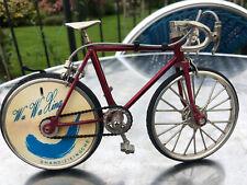 More details for rare vintage racing bike table lighter….