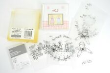 Deco Brother Baby Lock Machine Embroidery Card Designs No 9 People Country