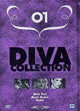 DIVA COLLECTION - Cofanetto 3 DVD (Aeon Flux- Black Dahlia - Bobby)