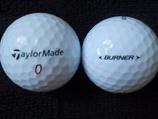 """40 TAYLORMADE """"BURNER"""" - Golf Balls - """"PEARL/A"""" Grades."""