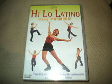 "DVD ""HI LO LATINO"" Nancy MARMORAT / fitness"
