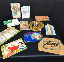 LOT 12 Vintage Sewing Needle Books Tapestry Quilting & More Hand Sew EUC