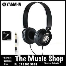 Yamaha HPH50 Professional Simple Compact Headphones Studio - Authorized Dealer
