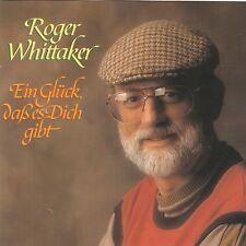 Roger Whittaker - Ein Glück dass es dich gibt - Rare Album Musik CD - Tembo 1984