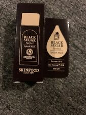 Skinfood Black Sugar Perfect Splash Mask .61 Oz.
