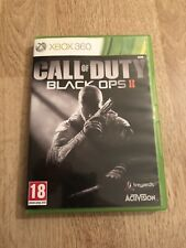 Call of Duty Black Ops 2 Xbox 360 no manual