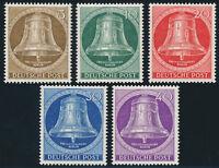 BERLIN 1953, MiNr. 101-105, 101-05, postfrisch, Mi. 80,-