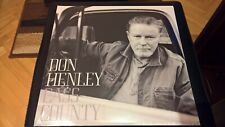 DON HENLEY CASS COUNTY DELUXE VINYL 2LP NEW & SEALED