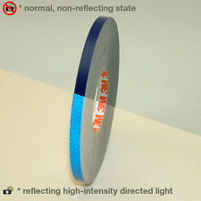 3M Scotch Scotchlite Reflective Striping Tape: 1/4 in. x 50 ft. (Blue)