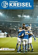 Programm | 2011-2012 | FC Schalke 04 v AEK Larnaca | UEFA Europa League