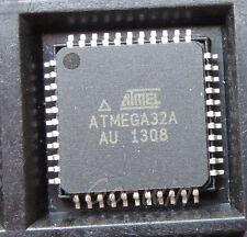 2PCS ATMEL ATMEGA32A-AU TQFP-44 IC QFP9